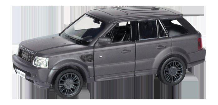 Машинка-игрушка AUTOGRAND LAND ROVER RANGE ROVER SPORT черный