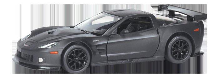 Машинка-игрушка AUTOGRAND CHEVROLET CORVETTE C6-R черный