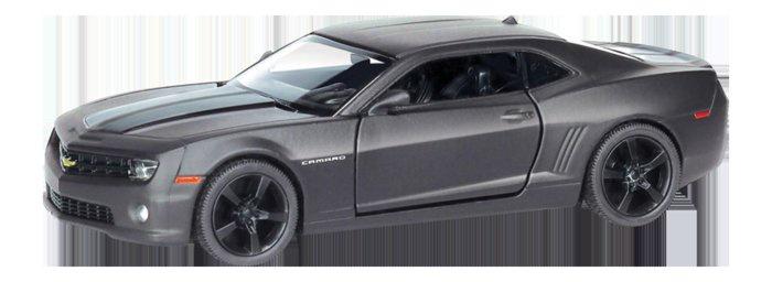 Машинка-игрушка AUTOGRAND CHEVROLET CAMARO черный