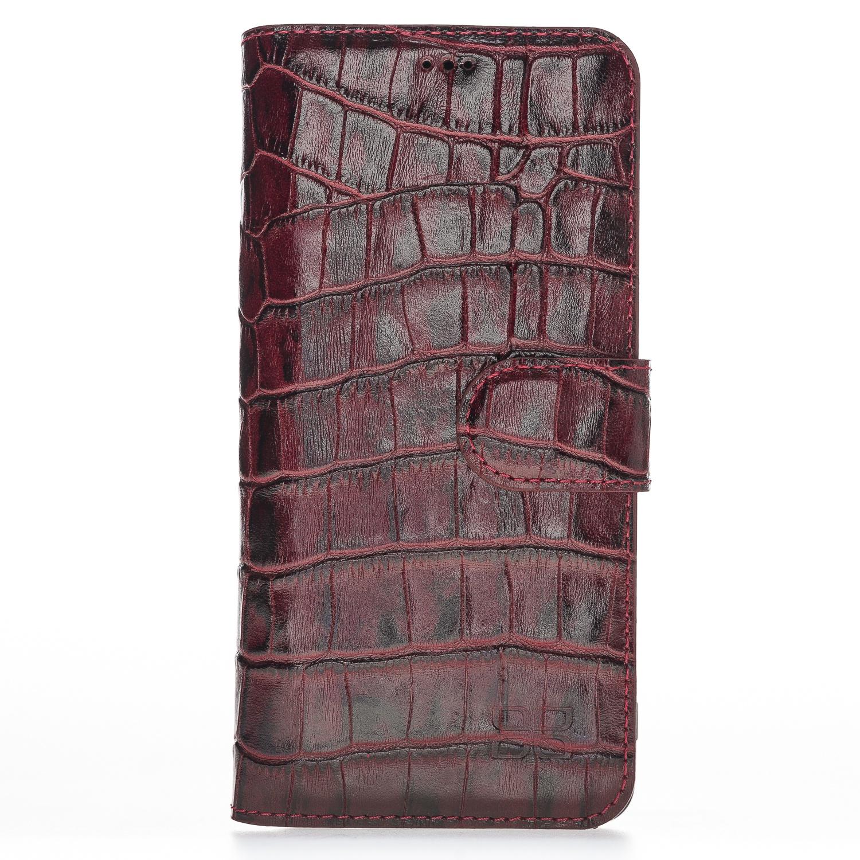 Чехол для сотового телефона Bouletta для Samsung S10 WalletCase, бордовый