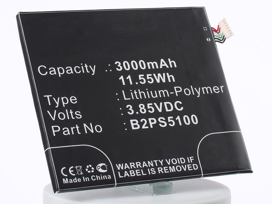 Аккумулятор для телефона iBatt B2PS5100 для HTC D10w, D10u, D10i аккумулятор для телефона ibatt b2pq9100 для htc a9u a9w 2pq9120