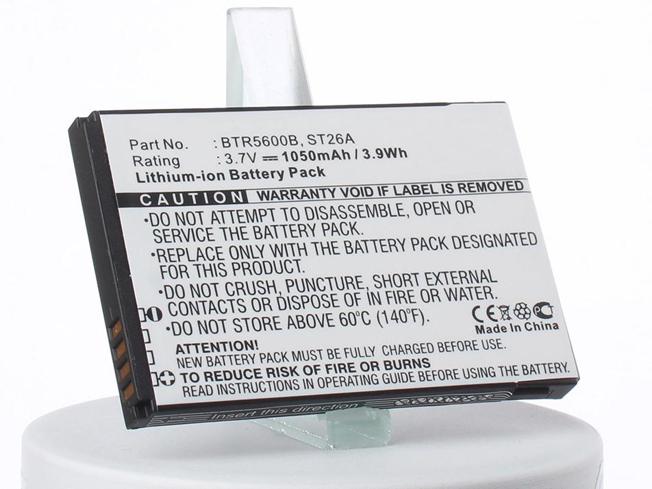 Аккумулятор для телефона iBatt ST26A, ST26B для i-mate SP4m, v1240, SPV C500, 2100, 2125, Amadeus, SP3, SP4, SPV C100, SPV C500S, 8010, SDA, SDA II, SDA II Music, VDA, VDA II bosch spv 40e10ru