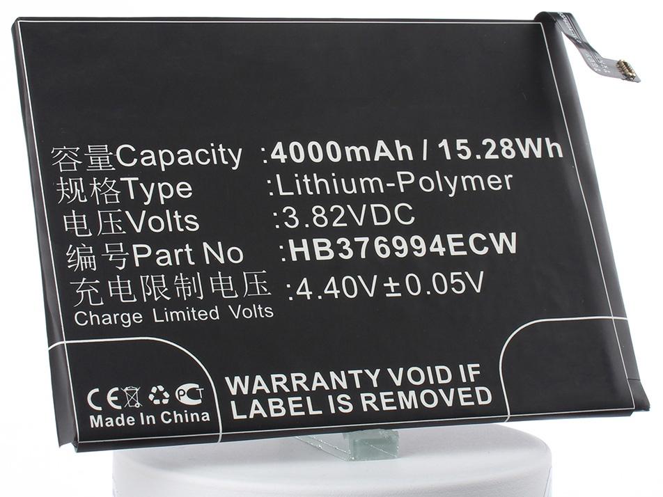 Аккумулятор для телефона iBatt HB376994ECW для Huawei Honor V9, DUK-AL20, DUK-TL30 аккумулятор для телефона ibatt ib hb376994ecw m1985