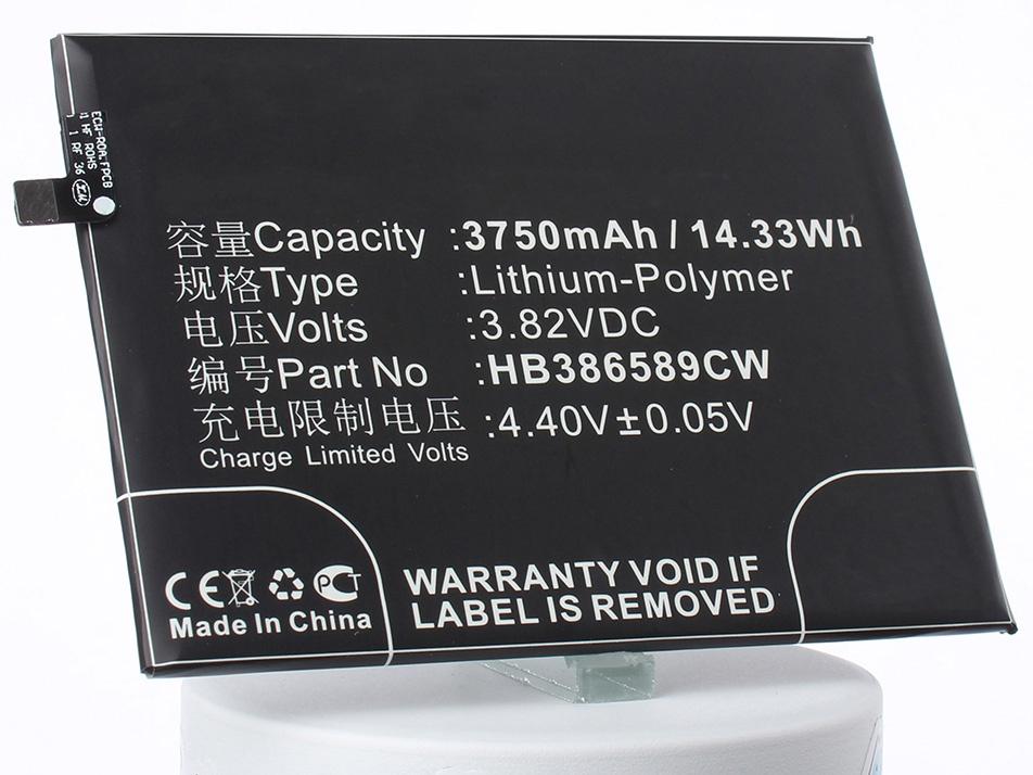Аккумулятор для телефона iBatt HB386589CW для Huawei P10 Plus, P10 Plus Premium Edition, P10 Plus Premium Edition Dual аккумулятор для телефона ibatt hc60 для motorola moto c plus xt1723 moto c plus dual sim