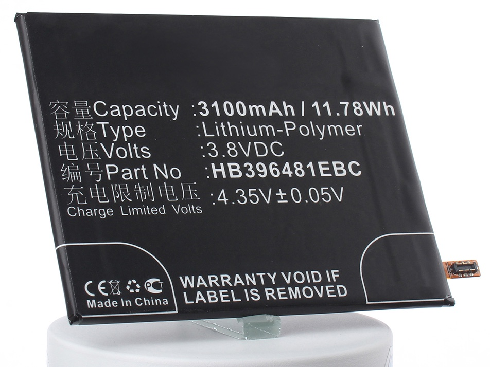 Аккумулятор для телефона iBatt HB396481EBC для Huawei CAM-AL00, Ascend Y6 2, Ascend Y6II цена 2017