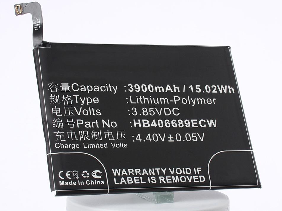 Аккумулятор для телефона iBatt HB406689ECW для Huawei Elate, Enjoy 7 Plus, Enjoy 7 Plus Dual SIM цена
