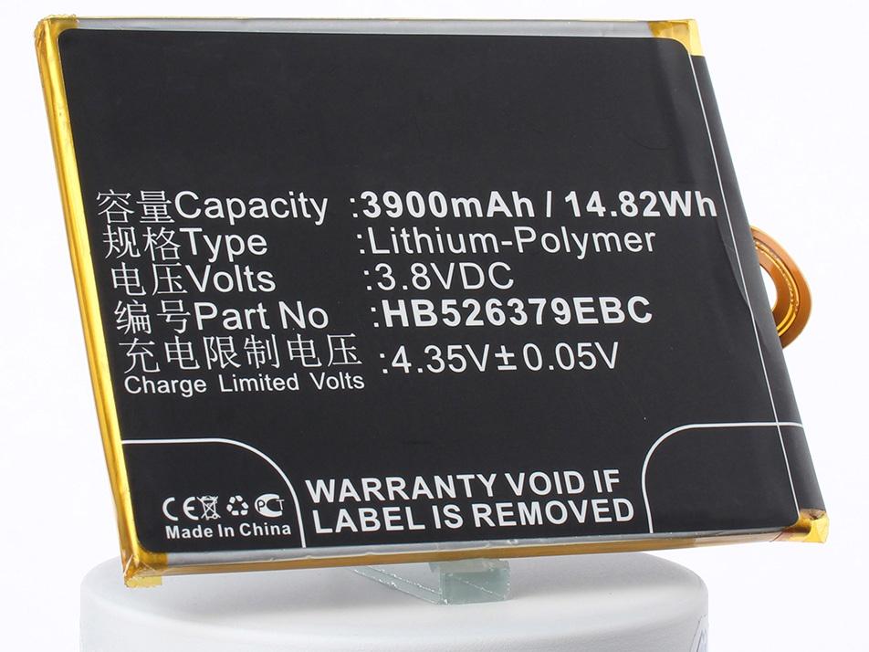 купить Аккумулятор для телефона iBatt HB526379EBC для Huawei Enjoy 5, Enjoy 5 Dual SIM, Enjoy 5 TD-LTE Dual SIM по цене 1200 рублей