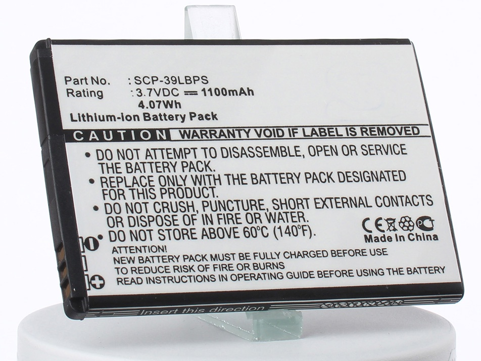 Аккумулятор для телефона iBatt KABA-01 для Kyocera M9300, Echo, SCP-9300 аккумулятор для телефона ibatt ib kaba 01 m2057