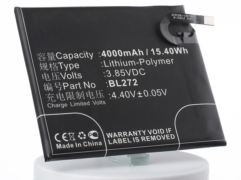 Аккумулятор для телефона iBatt BL272 для Lenovo K33A42, Vibe K6 Power цена 2017