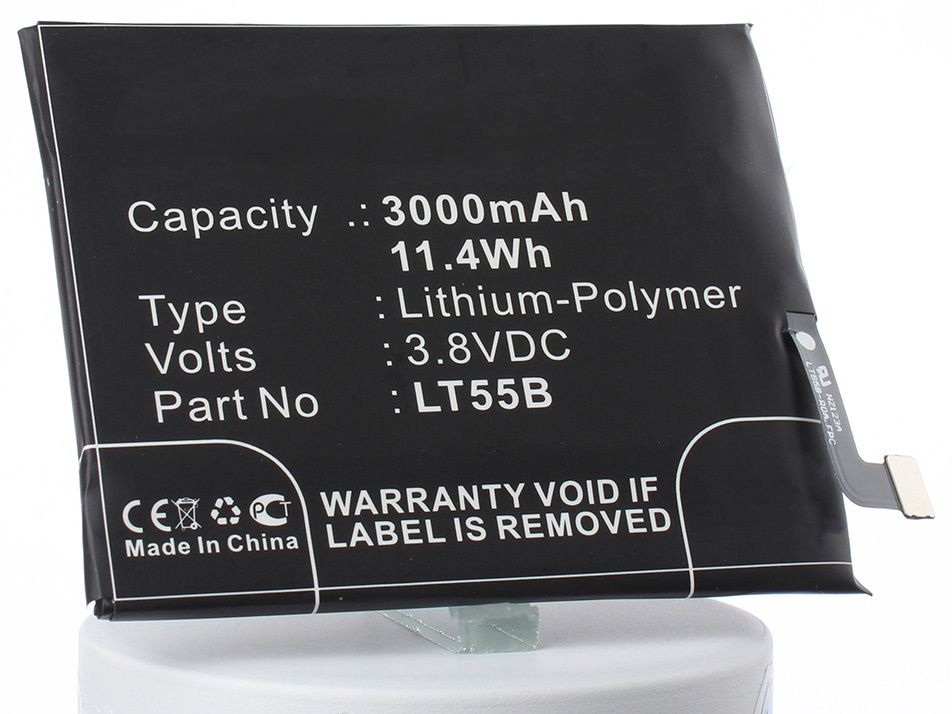 Аккумулятор для телефона iBatt LT55B для LeTV X600, LT55B, 1 аккумулятор для телефона ibatt ib letv le 1s m2132