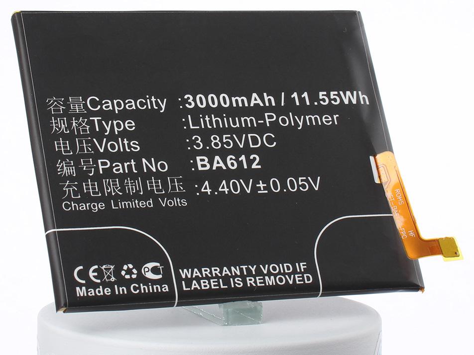 Аккумулятор для телефона iBatt BA612 для MeiZu M5s, M5s Dual SIM, M5s Dual SIM TD-LTE аккумулятор для телефона ibatt ba611 для meizu m611 m5 dual sim m5