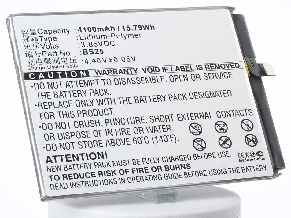Аккумулятор для телефона iBatt BS25 для MeiZu M3 Max, Meilan Max, S685M аккумулятор для телефона ibatt bt68 для meizu m3 mini m688c m3