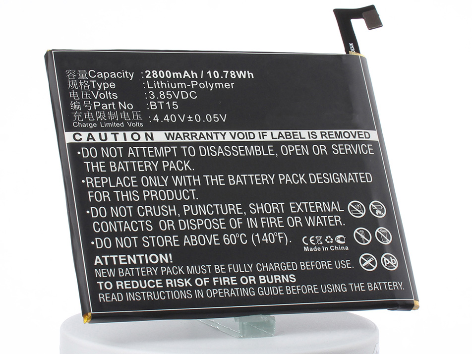 Аккумулятор для телефона iBatt BT15 для MeiZu Y685C, Meilan 3s, M3s аккумулятор для телефона ibatt bu15 для meizu meilan u20 meilan u20 dual sim