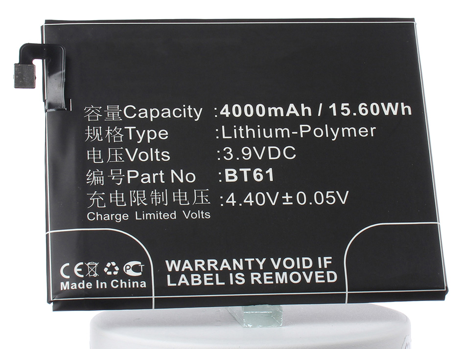 Аккумулятор для телефона iBatt BT61 для MeiZu L681H, L681Q, L681C аккумулятор для телефона ibatt bt66 для meizu m686 m686c m686g