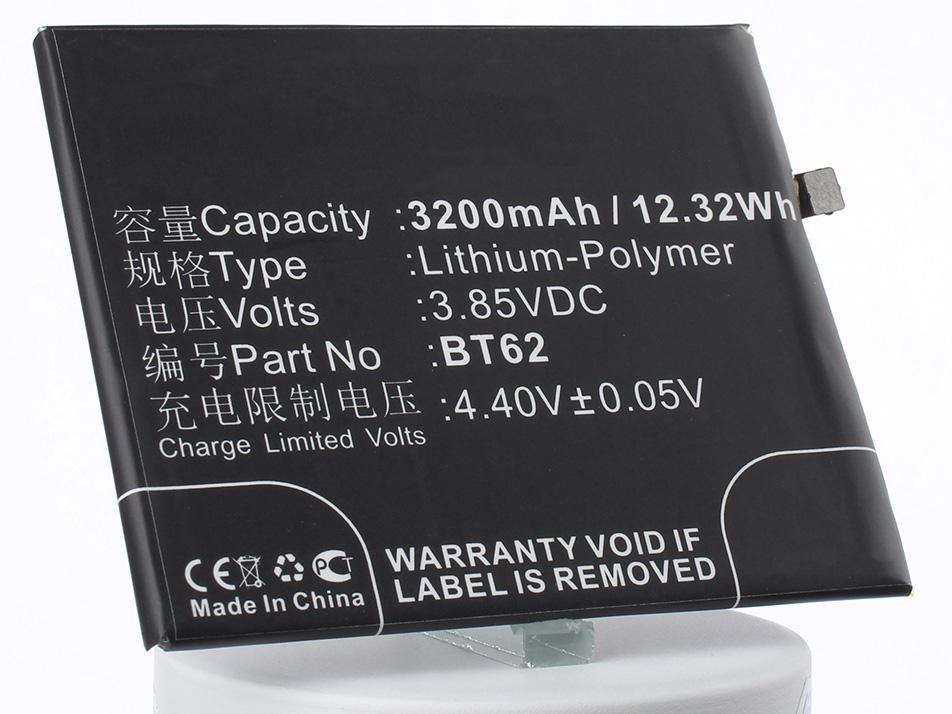 Аккумулятор для телефона iBatt BT62 для MeiZu M3X, M3X Dual SIM, M3X Dual SIM TD-LTE аккумулятор для телефона ibatt ba611 для meizu m611 m5 dual sim m5