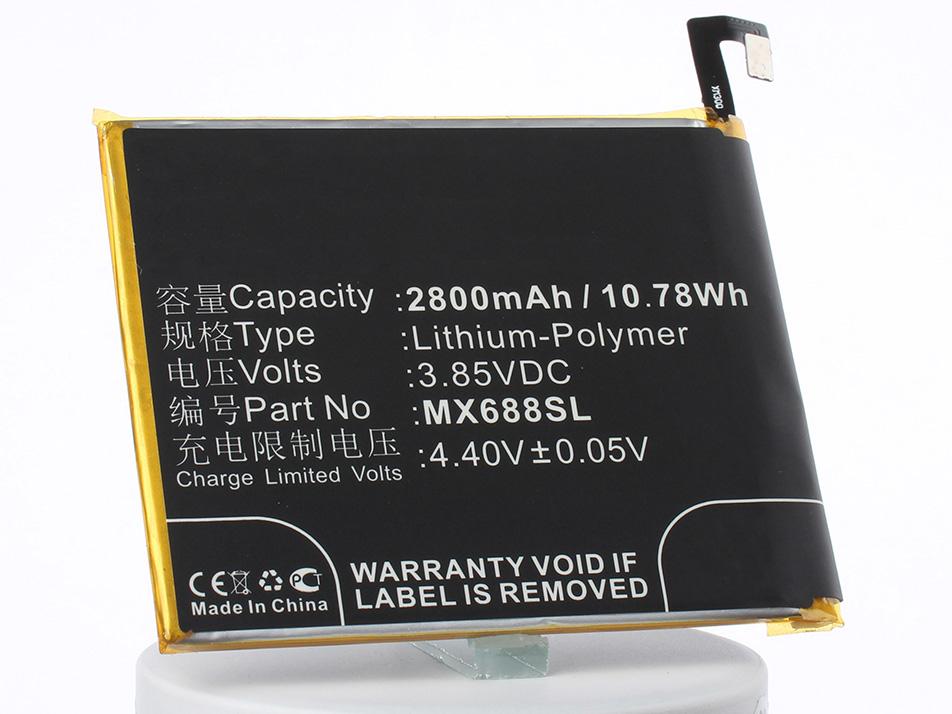 Аккумулятор для телефона iBatt BT68 для MeiZu M3 mini, M688C, M3 аккумулятор для телефона ibatt bt68 для meizu m3 mini m688c m3