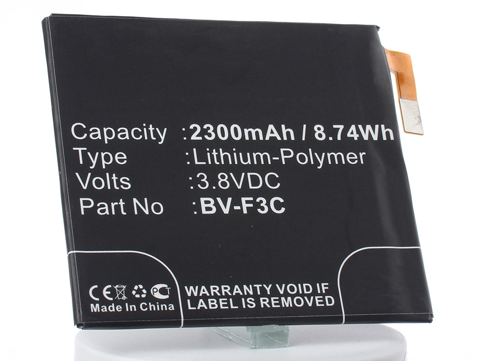 Аккумулятор для телефона iBatt BV-F3C для Microsoft Lumia 650 XL набор накидных гаечных ключей в чехле 6 шт кратон bws 01 8 22 мм