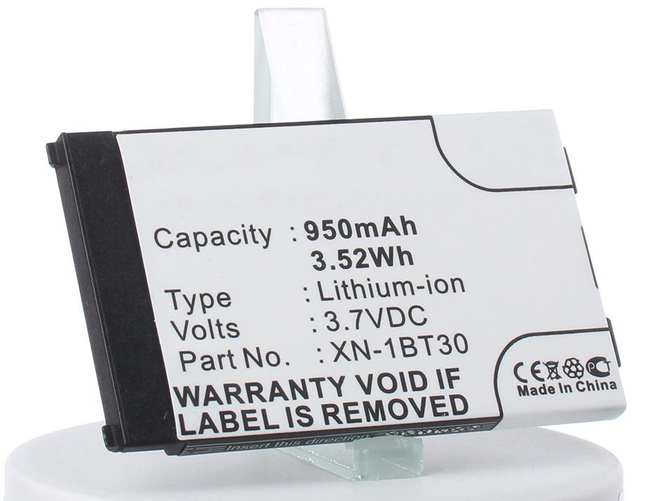 Аккумулятор для телефона iBatt XN-1BT30 для Sharp GX15, 550SH, GX17, V750 утюг neo xn 303