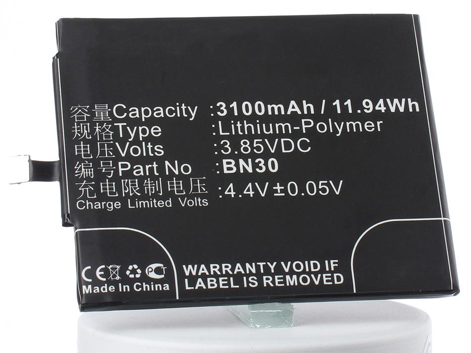 Аккумулятор для телефона iBatt BN30 для Xiaomi Redmi 4A, Mi 4A телевизор xiaomi mi led tv 4a pro 43
