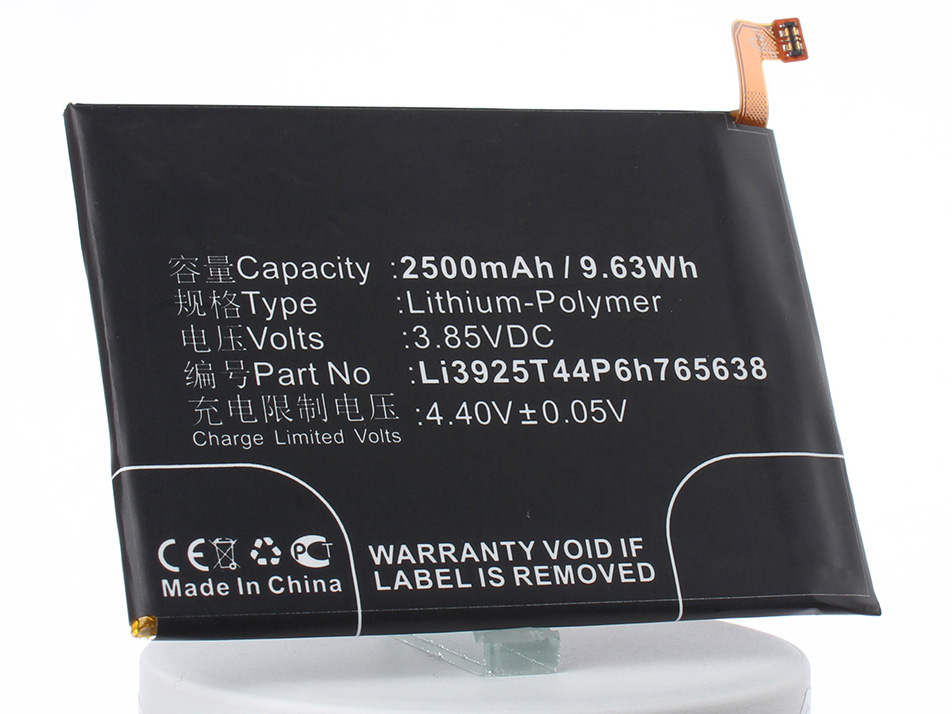 Аккумулятор для телефона iBatt Li3925T44P6h765638 для ZTE Blade V8 Lite, Blade V8 Lite Dual SIM, Blade V8 Lite Dual SIM TD-LTE gangxun zte blade v8 корпус pu кожаный флип чехол для карт памяти для zte blade v8
