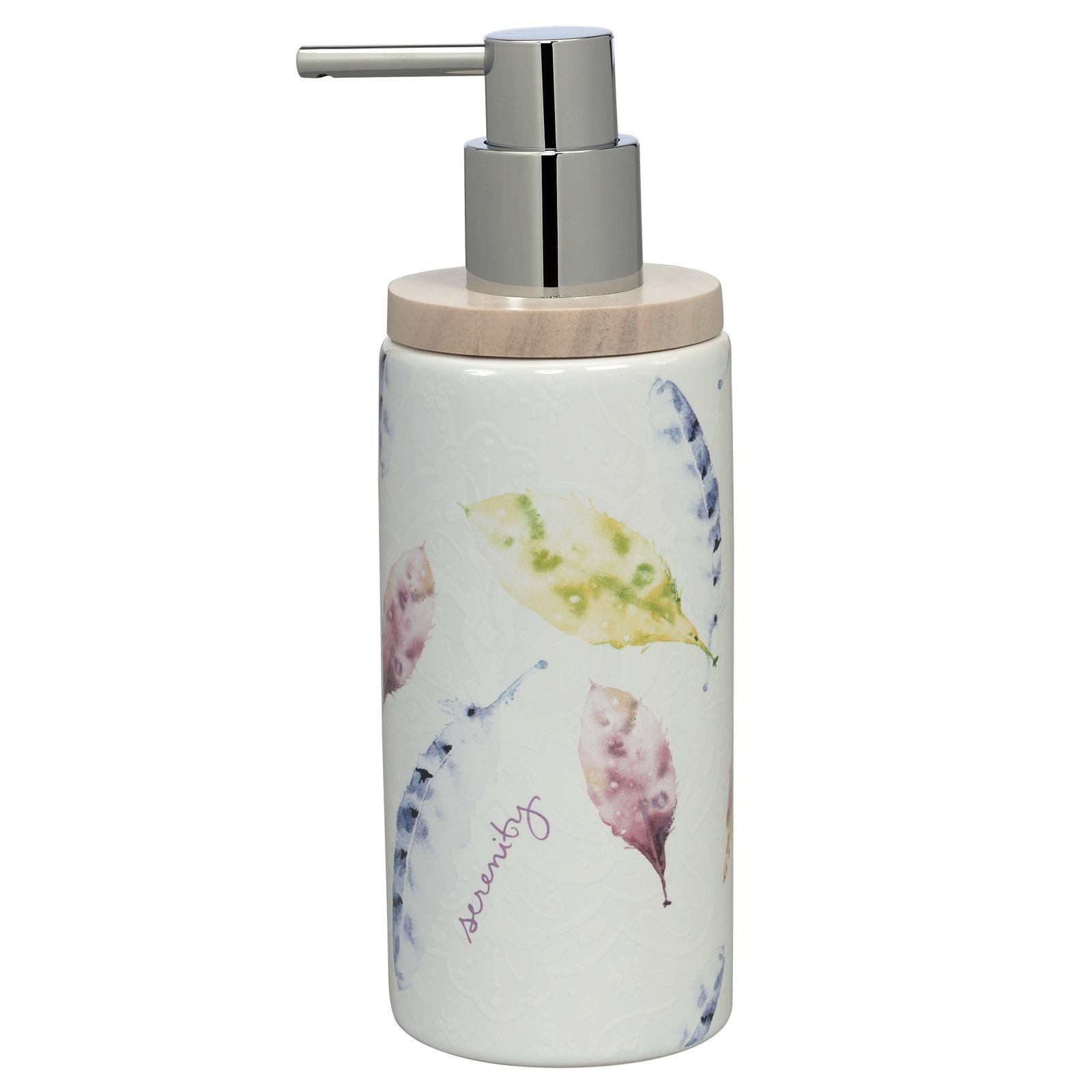 Диспенсер для мыла Creative Bath Daydream, белый