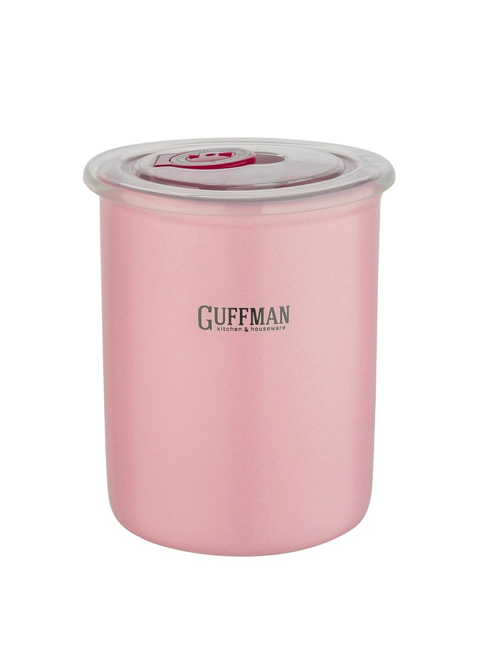 Банка для сыпучих продуктов Guffman Ceramics, розовый все цены
