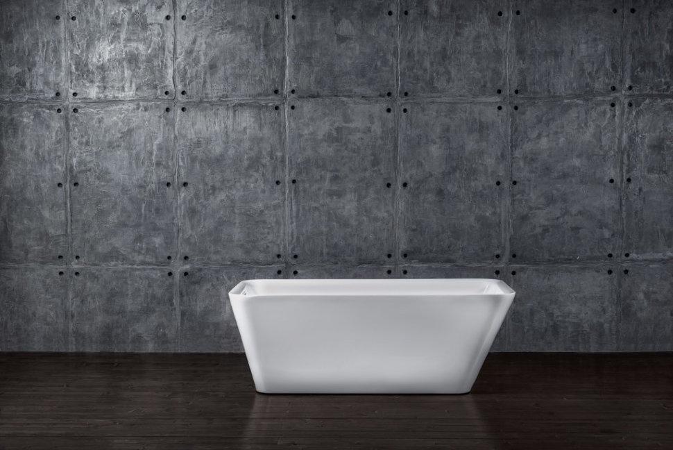 Ванна NT Bathroom Отдельностоящая акриловая NT08 Lago di Braies 170x78, белый антенна d color dca 103a