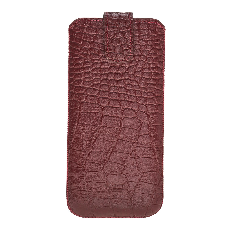 Чехол для сотового телефона Bouletta для Samsung S10 Plus MultiCase, бордовый