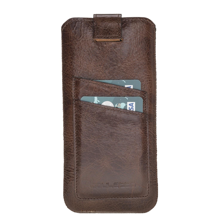 Чехол для сотового телефона Bouletta для Samsung S10 MultiCase, темно-коричневый