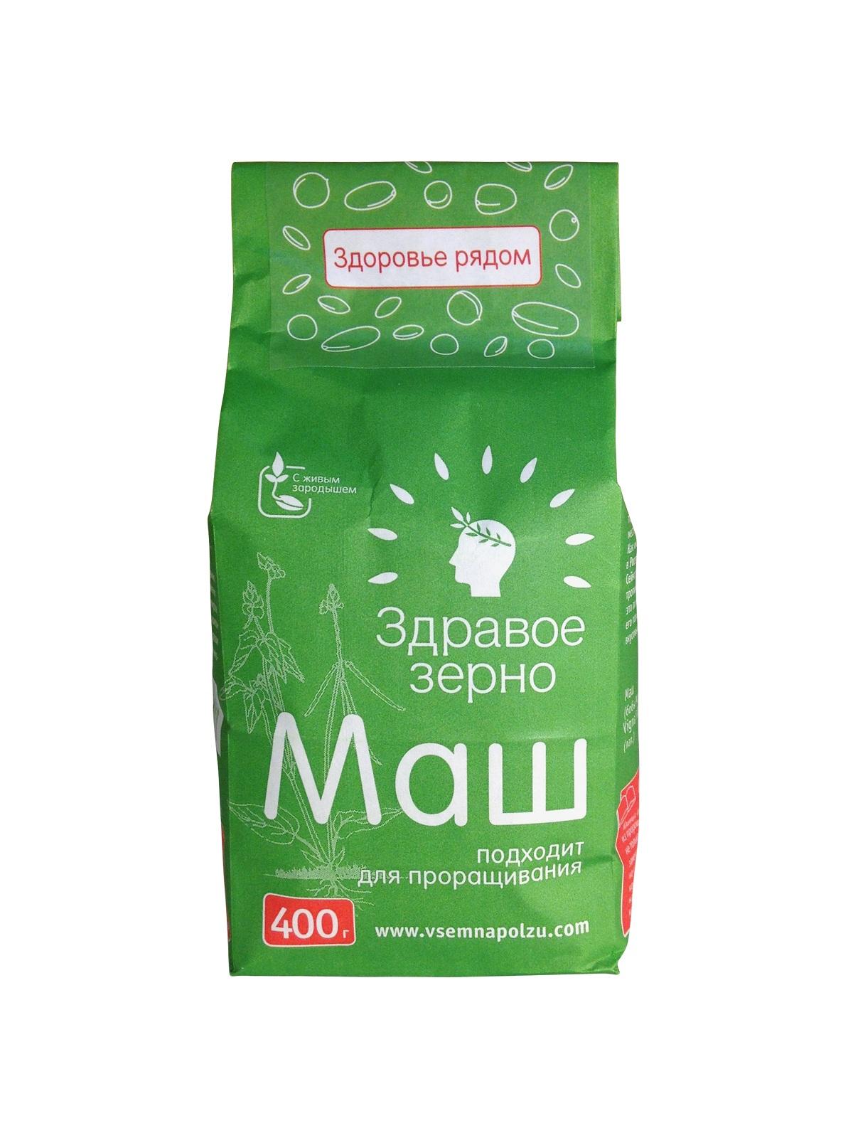 Маш Здравое зерно, 400г