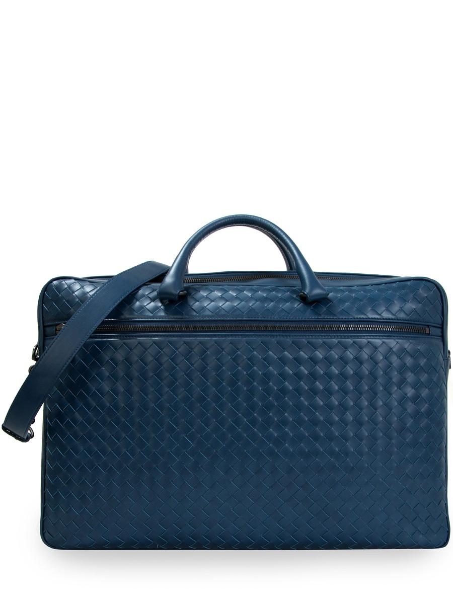 Сумка Bottega Veneta 429044Синий сумка bottega veneta 367639v00165362 bv 2014