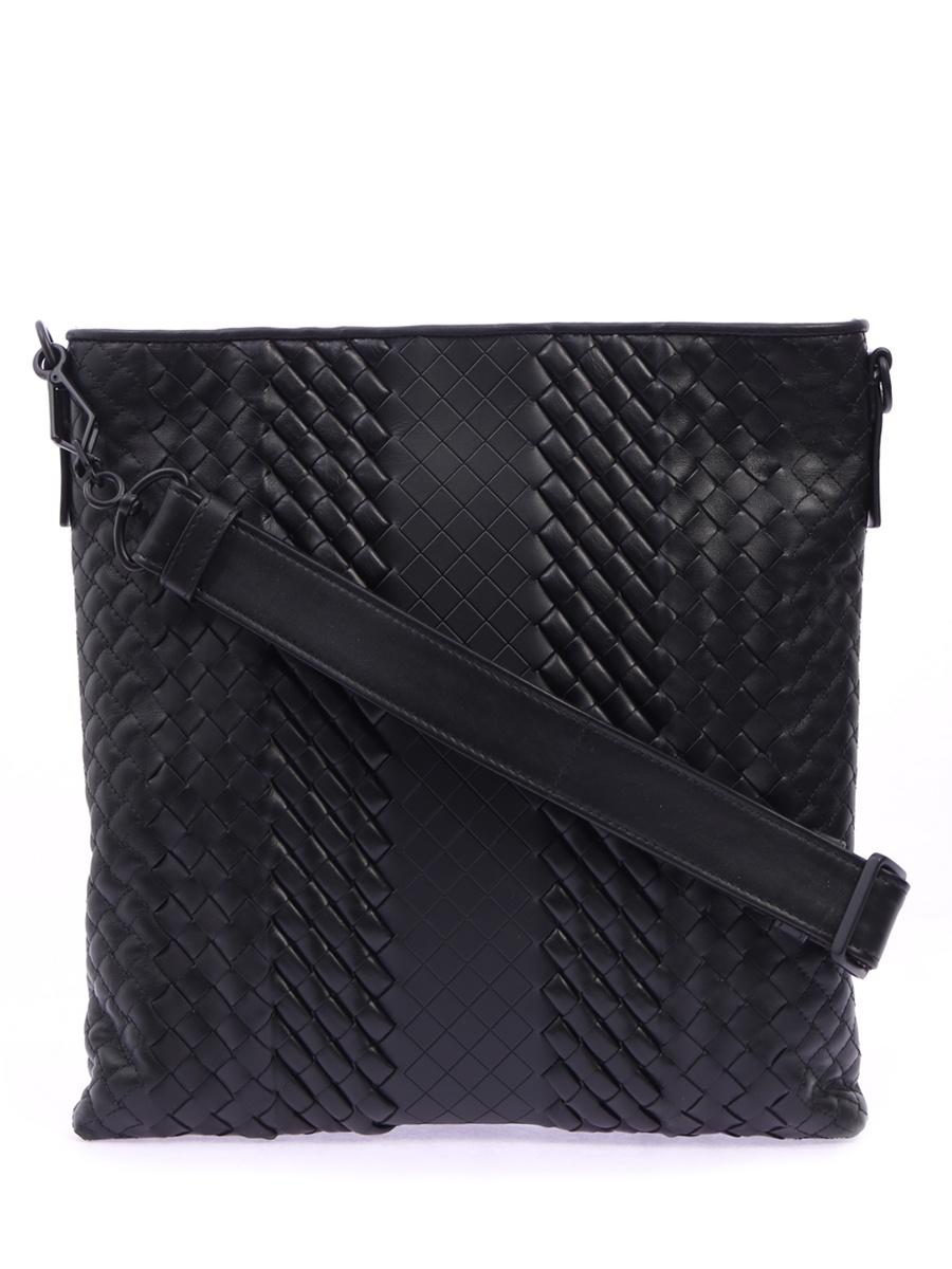 Сумка Bottega Veneta 428323VV3401000Черный сумка bottega veneta 367639v00165362 bv 2014