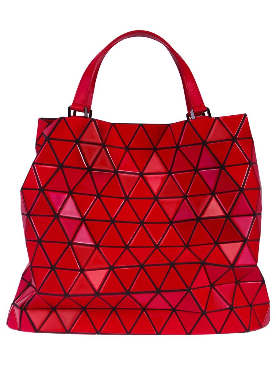 Сумка ISSEY MIYAKE ВВ66-AG311Малиновый сумка issey miyake baobao