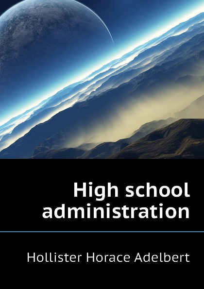 Hollister Horace Adelbert High school administration футболка hollister артикул 612220127