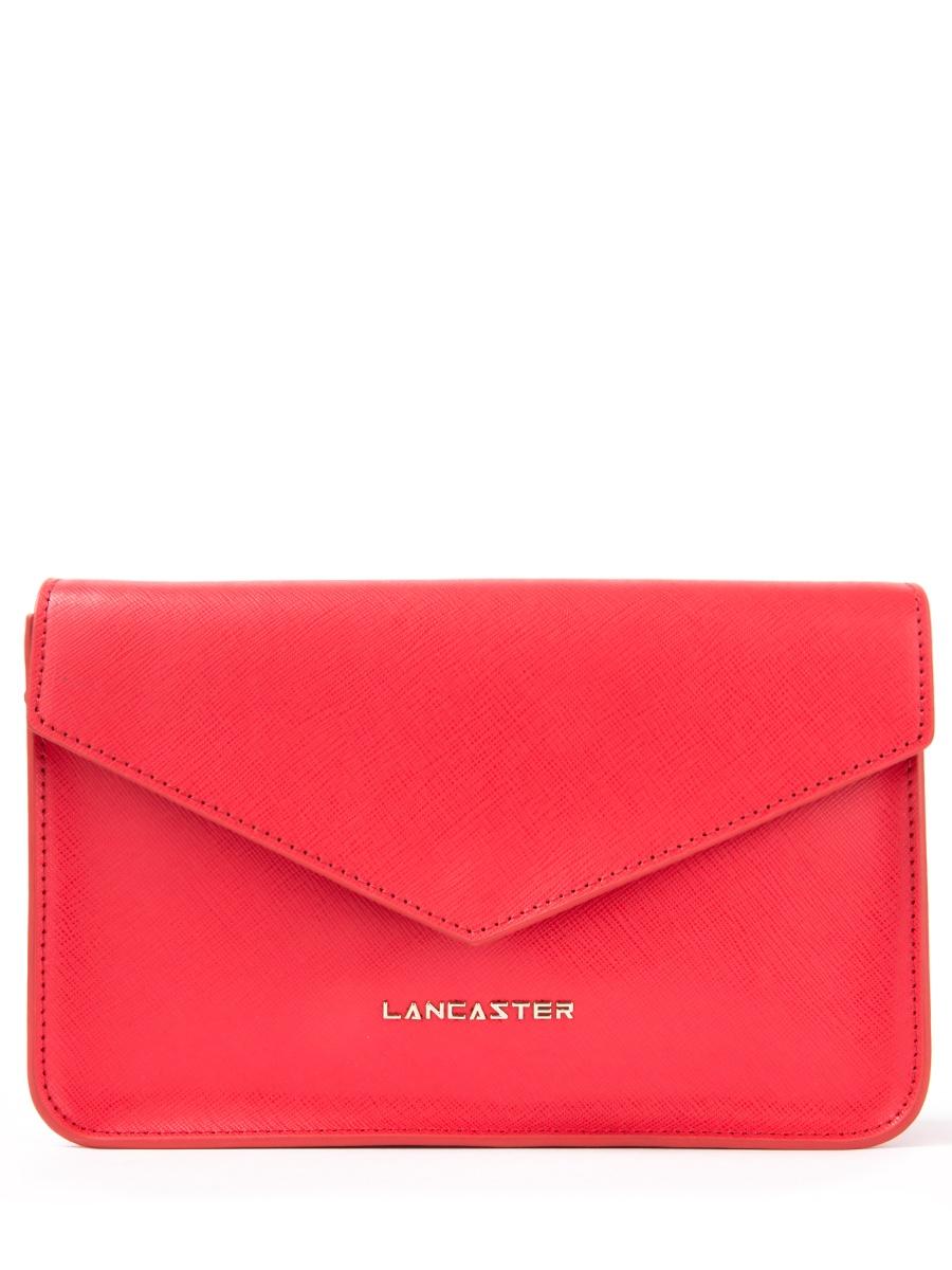 Сумка LANCASTER 527-08-PASTEQUEконвертКрасный сумка lancaster 527 07 ivoire