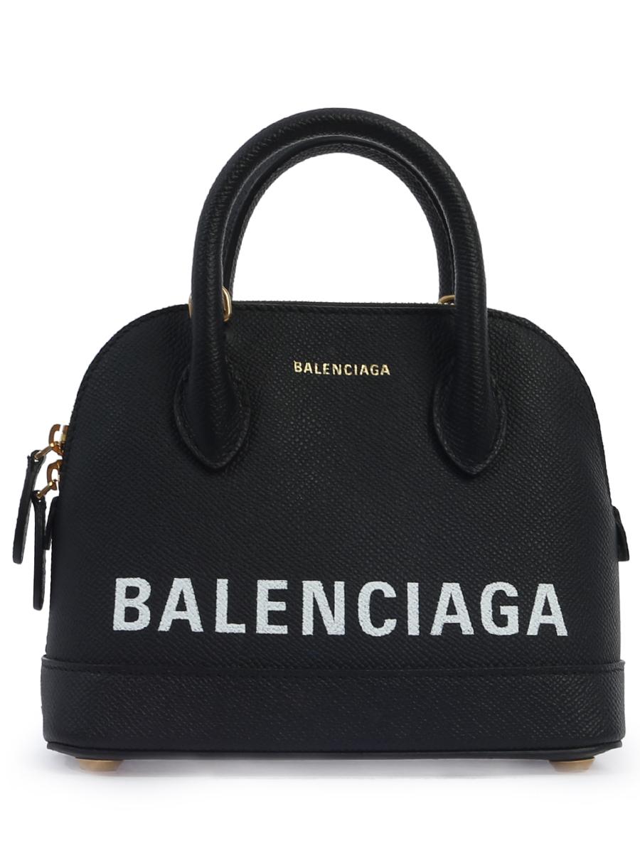Сумка BALENCIAGA 5506461000Черный сумка balenciaga 300295 d94jt 14 mini city