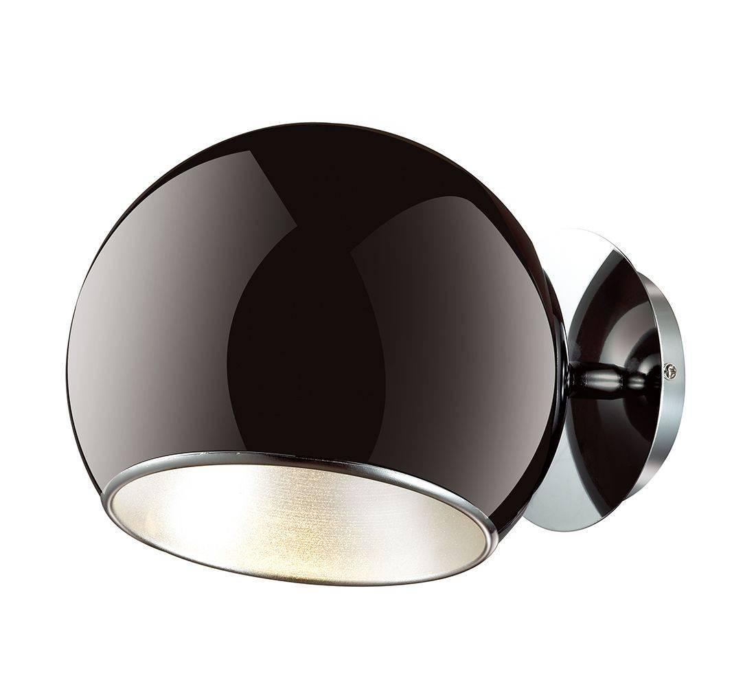 Бра ST Luce SL855.401.01, черный st luce бра st luce attuale sl268 301 02