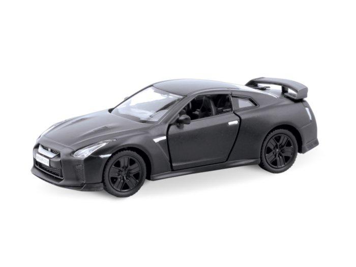 Машинка-игрушка AUTOGRAND NISSAN GT-R(R35) 2017 черный