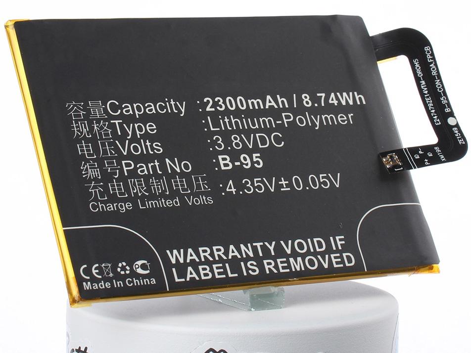 Фото - Аккумулятор для телефона iBatt BK-B-95 для BBK Vivo Y51, Vivo Y51 Dual SIM, Vivo Y51 TD-LTE cunningham david d in vivo glucose sensing