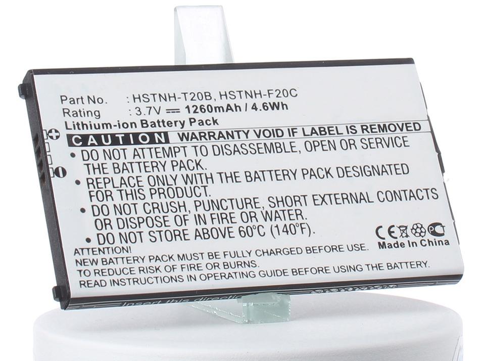 Аккумулятор для телефона iBatt HSTNH-T20B, HSTNH-T20B-S, HSTNH-F20C для HP iPAQ Voice Messenger, iPAQ 530, iPAQ Silver, Silver кабель hp ipaq 1950 2110 2190 2210 2410 2490 3715 4700