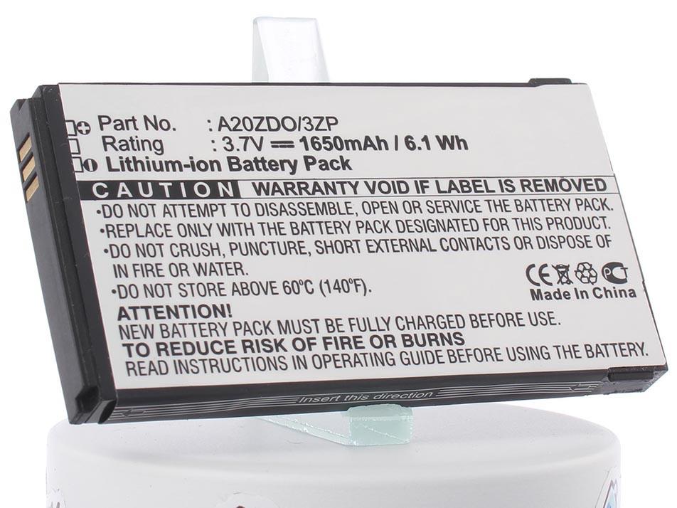 Аккумулятор для телефона iBatt AB2000AWMC для Philips Xenium X623, X501, Xenium X513, Xenium X130, Xenium X333 Champion, Xenium X501, X3560, Xenium X523, X130 philips xenium e570 dark gray