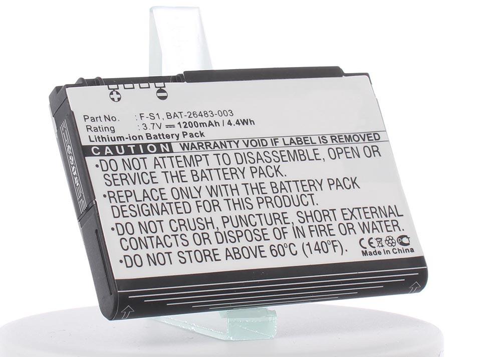 цена на Аккумулятор для телефона iBatt F-S1, BAT-26483-003 для Blackberry 9800 Torch, Torch 2 9810, 9810 Torch 2 (Jennings), Jennings, Torch