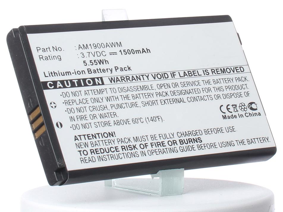 Аккумулятор для телефона iBatt AB1900AWM для Philips Xenium X710 philips xenium x710