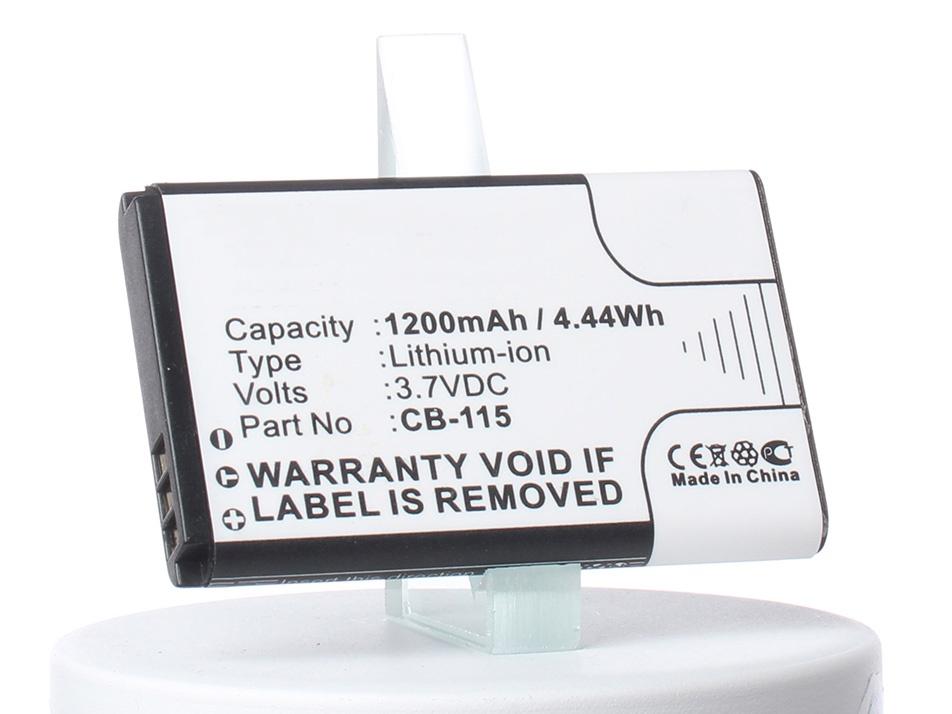 Аккумулятор для телефона iBatt CB-115 для CAT B100