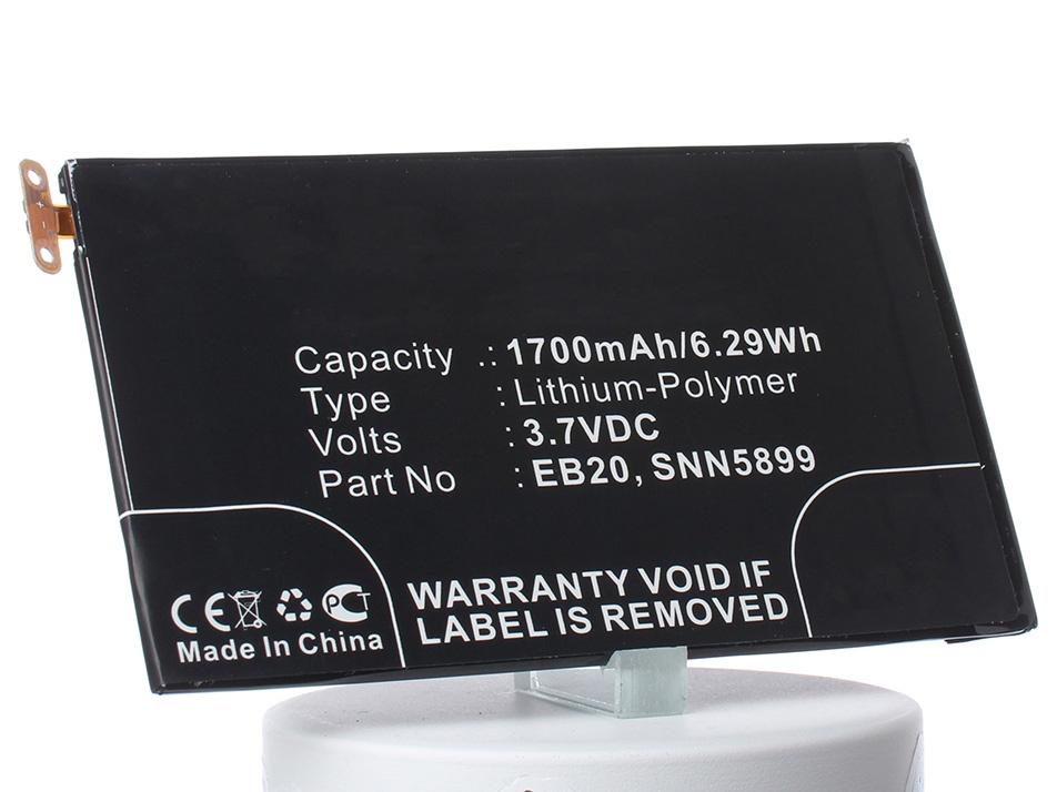 Аккумулятор для телефона iBatt EB20 для Motorola Droid Razr, RAZR XT910, Droid RAZR XT912, Atrix HD, Droid Razr XT910, Atrix HD MB886, RAZR V (XT889) black for motorola droid razr hd xt926 xt925 lcd display touch screen with digitizer bezel frame tools black free shipping