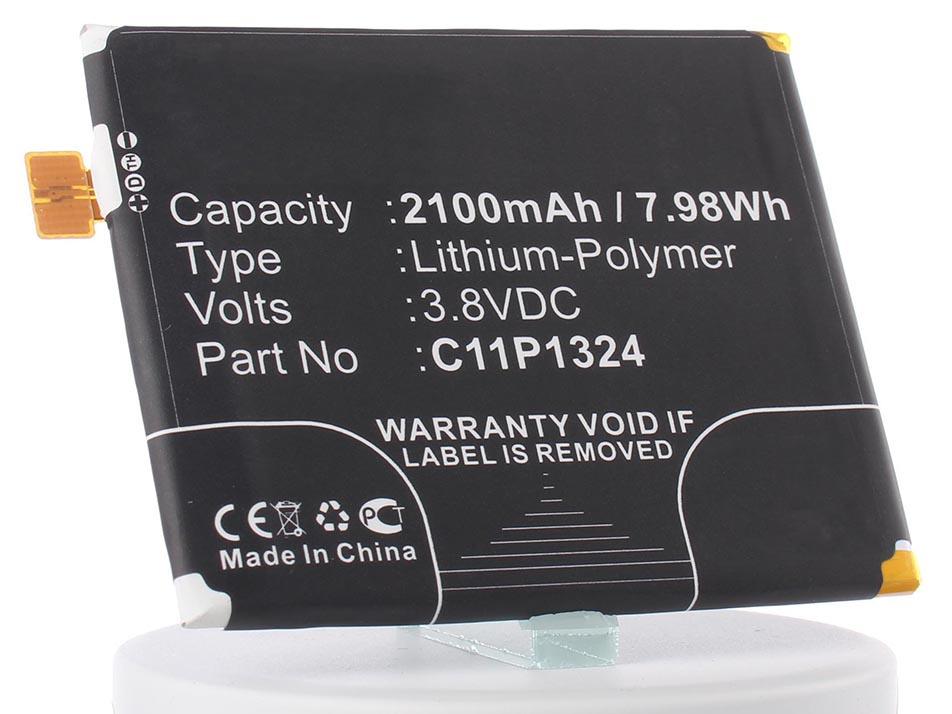 Аккумулятор для телефона iBatt C11P1324 для Asus A501, ZenFone 5 (A501CG), A500KL, A500CG, ZenFone 5 (A500KL), ZenFone 5 (A500CG) стоимость