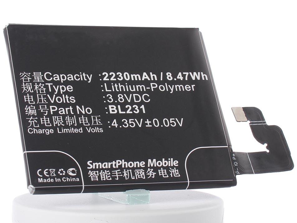 Аккумулятор для телефона iBatt BL231 для Lenovo Vibe X2, S90u, S90e, S90t аккумулятор для телефона ibatt ib lenovo vibe x2 m813