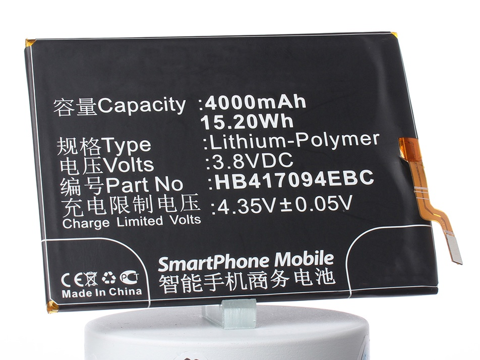 Аккумулятор для телефона iBatt HB417094EBC для Huawei Ascend Mate 7, Ascend Mate 7 (MT7-L09), MT7-CL00, Ascend Mate 7 (MT7-TL10), Ascend Mate 7 (MT7-CL00), Ascend Mate 7 (MT7-UL00), Ascend Mate 7 Dual (MT7-TL00), Ascend Mate 7 Dual SIM halojaju 7