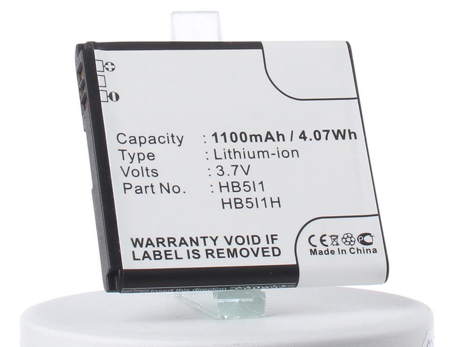 Аккумулятор для телефона iBatt HB5I1 для МТС C 655, C Pro, G6150, M735, C8300, C6110, G7010, U8350 Boulder, Boulder, C6200, Barcelona аккумулятор для телефона ibatt ib hb5i1 m180