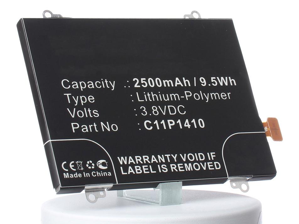 Аккумулятор для телефона iBatt C11P1410 для Asus Zenfone 5 Lite, ZenFone 5 A502CG, ZenFone 5 Lite (A502CG) аккумулятор для телефона ibatt bt 501 для leagoo alfa 5